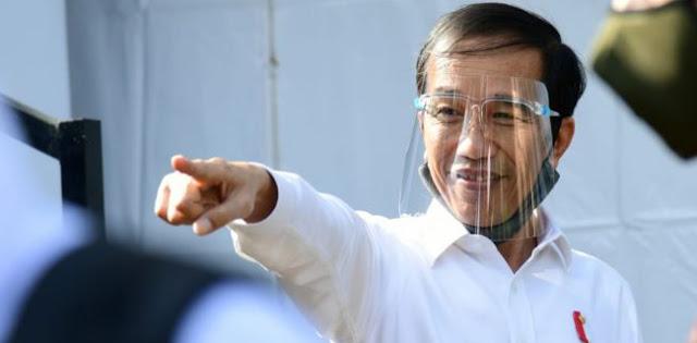 Sumber Gaduh, Covid-19 Atau Jokowi?
