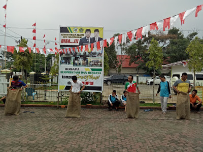Lomba 17-an ASN Kemenag Tanjungbalai Berlangsung Meriah