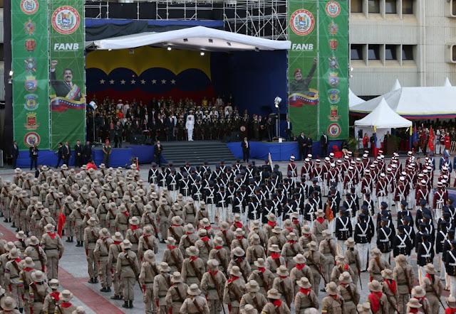 Maduro cambia a jefes de Redi y Zodi para finalizar movimientos del alto mando militar