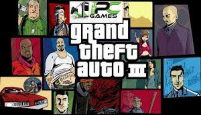 Grand Theft Auto 3 PC Game Free Download