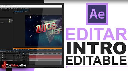 Como Editar una Intro con After Effects CC - Editar After Effects