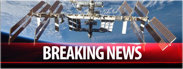 bactéria extraterrestre encontrada fora da Estação Espacial Internacional