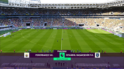 PES 2020 Scoreboard Premier League by Cesc & Furkan6141