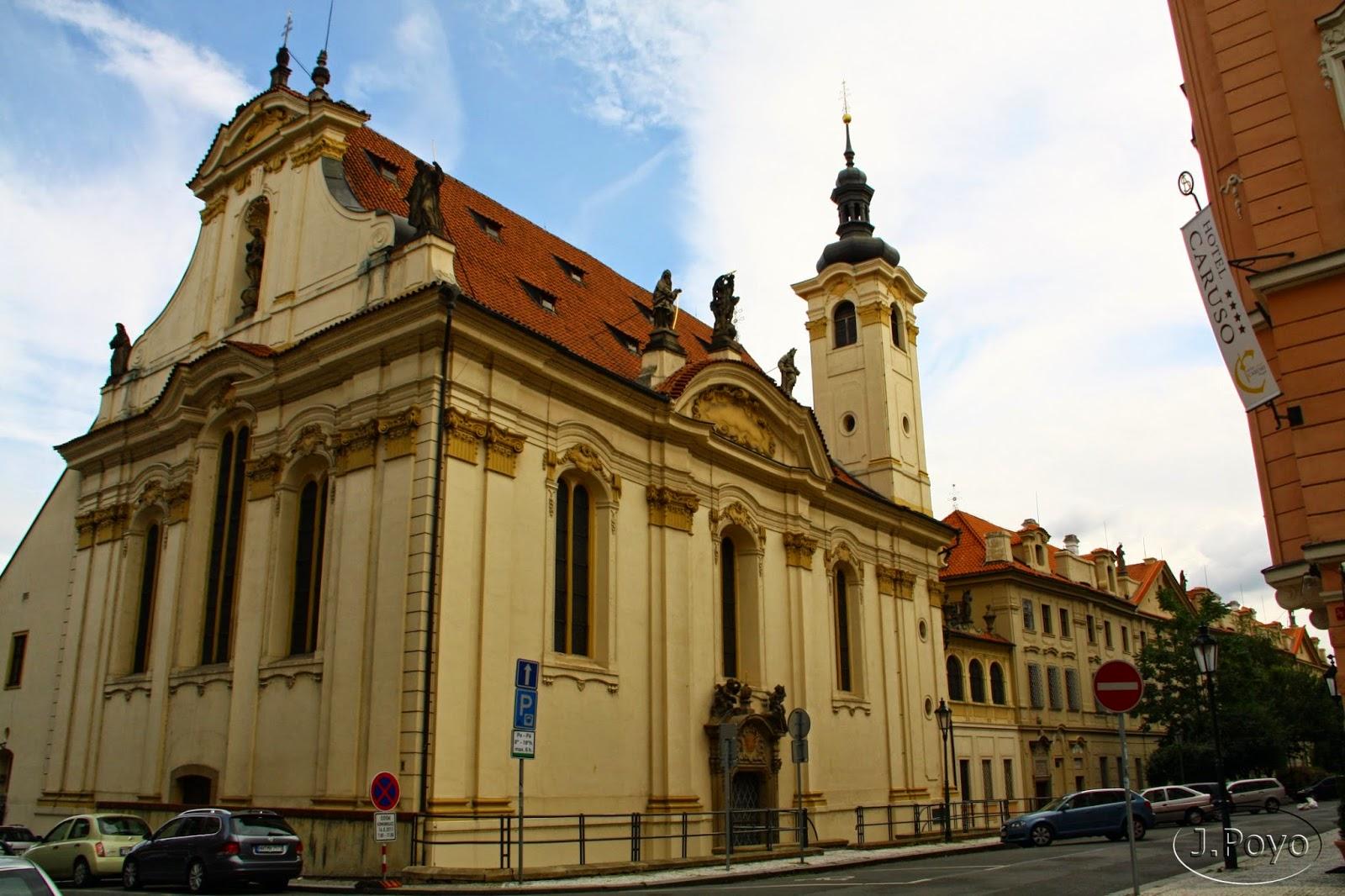 Iglesia de San Simón y San Judas de Praga