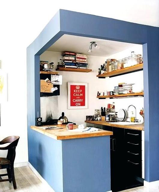 kitchen set kecil