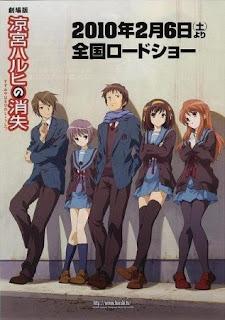 Suzumiya Haruhi no Shoushitsu Movie