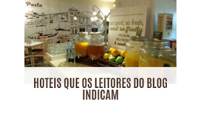 Hospedagens no Porto