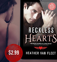 Reckless Hearts sale graphic