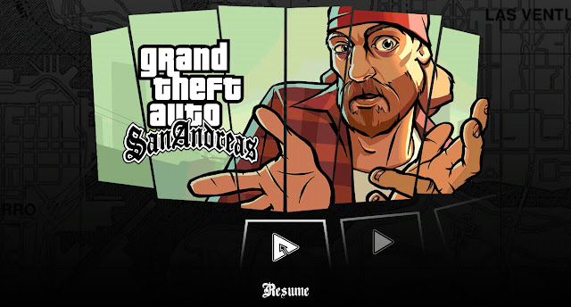 GTA San Andreas Lite 200MB Download For Android