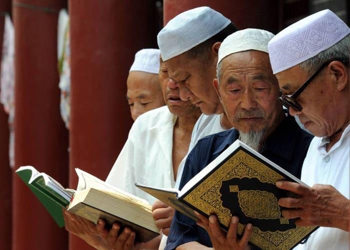 China, Negara Islam yang Hilang