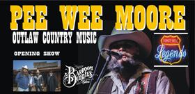 Concert de Pee Wee Moore al Legends