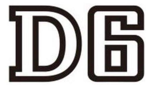 Логотип Nikon D6