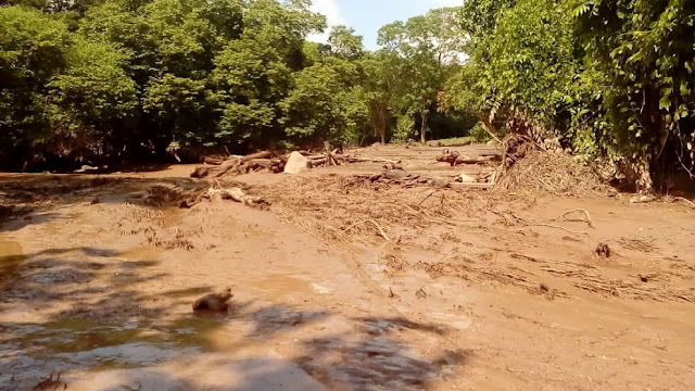 Seis personas continúan desaparecidas por deslave en la Sierra de Perijá