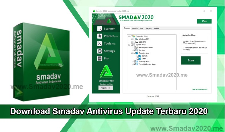 Download Smadav Antivirus Update Terbaru 2020