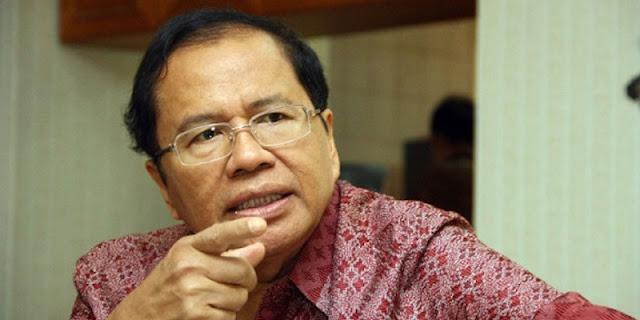 Tanggapi Isu Pilpres Mundur 2027, Rizal Ramli: Benar-benar Tidak Tahu Diri!