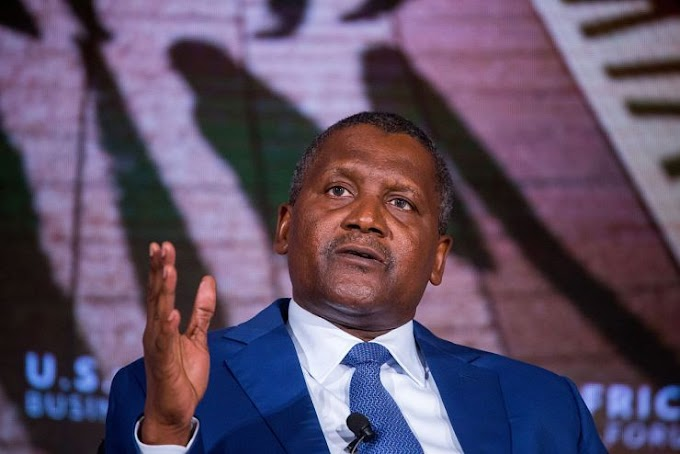 African Richest: Aliko Dangote loses $2.5BN in one month