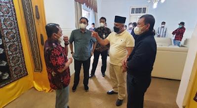 Dukung Percepatan Pertumbuhan Ekonomi, Tim Sembilan dan Bank Aceh Gali Potensi Daerah