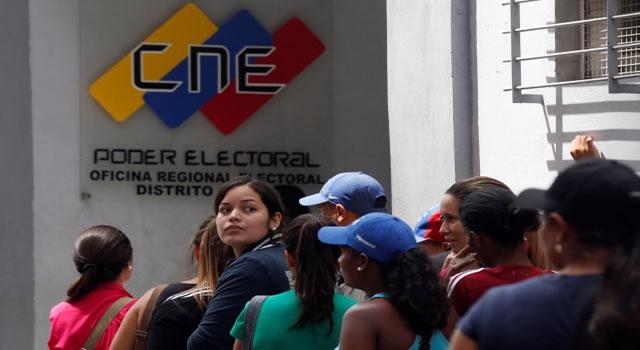¿Puede haber elecciones en Venezuela sin oposición?