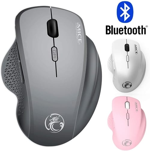 Review PEIBO Bluetooth Mouse for iPad MacBook Pro