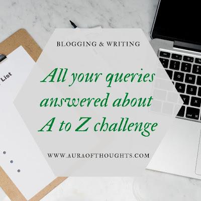 AToZ Challenge Steps - MeenalSonal