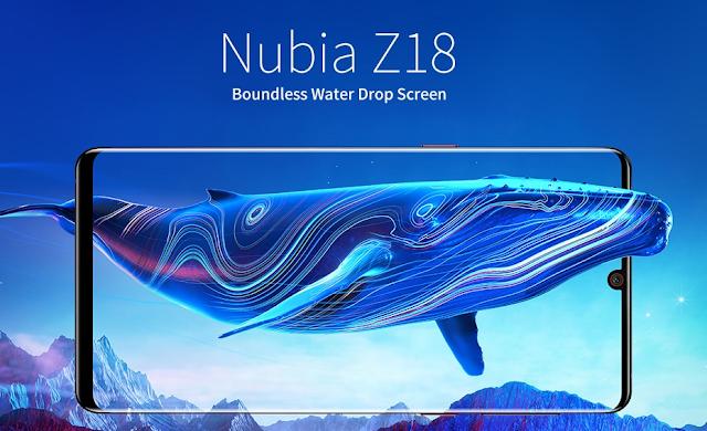 Nubia Z18 Versão Internacional