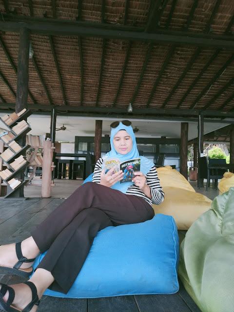 Taman Bacaan  Bintan Spa Villa