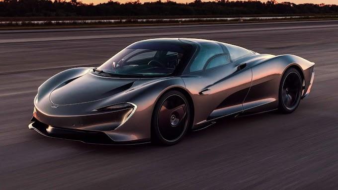 The fastest McLaren cars in history so far