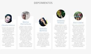 Depoimentos de alunos do Ebook Ciclo Eara do Fernando Mesquita