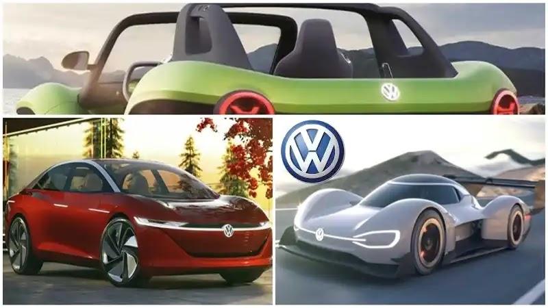 تعرف على السيارات الكهربائية لفولكسفاجن 2020
