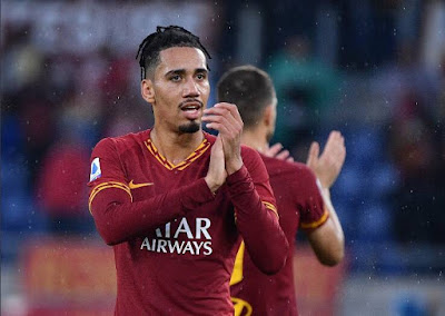 Smalling Set To Return To Man United After A Successful Loan Spell At Roma