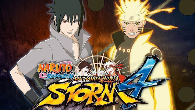 Download Naruto Ultimate Ninja Storm 4 Terbaru
