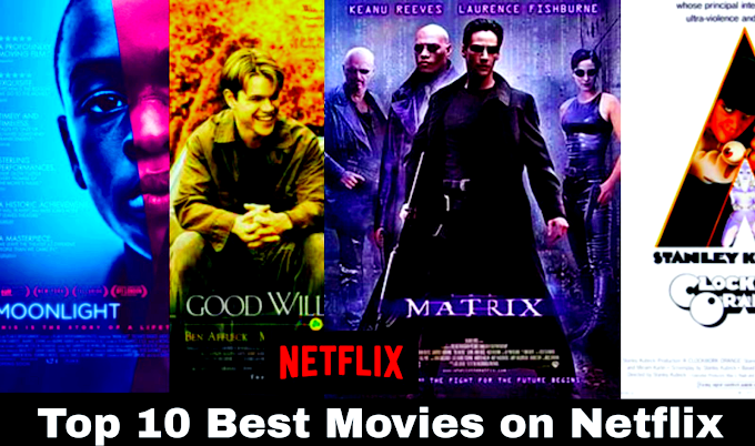 Top 10 Best Netflix Movies to Watch In 2020 | Best Netflix movies in 2020