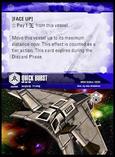 Move type: Quick Burst