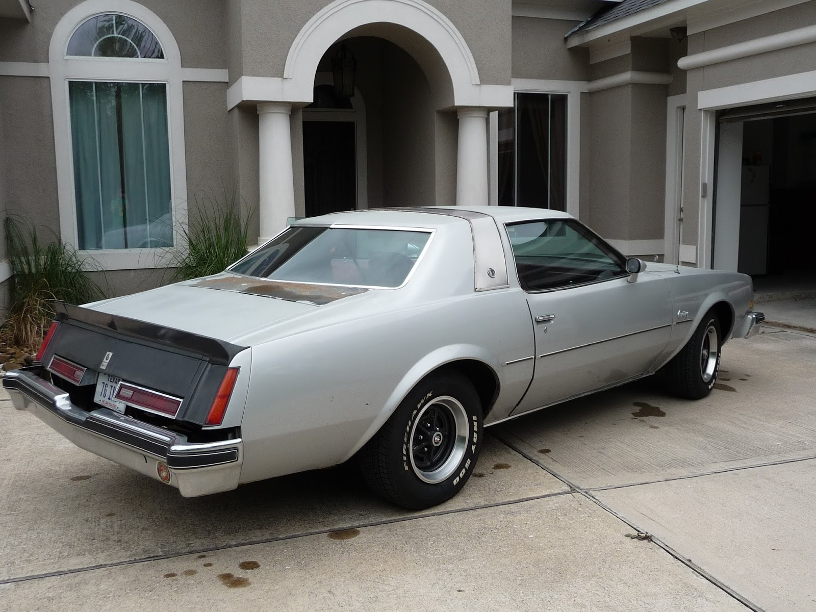 """Things I Think I Think 1976 Buick Century """"Free Spirit"""" Indy Pace Car"""