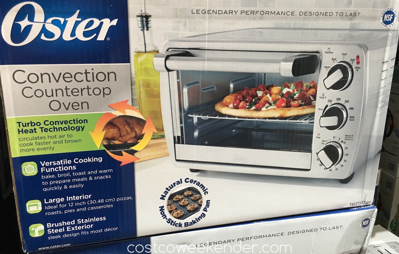 oster turbo convection toaster oven manual