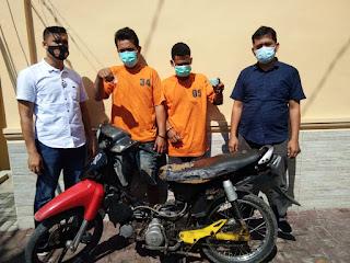 Satres Narkoba Polres Labuhanbatu Grebek Padang Bulan