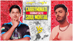 CarryMinati Legendary Battle