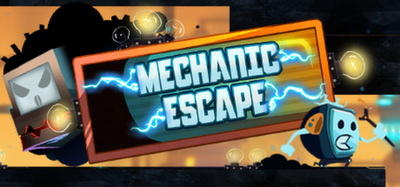 In a world oppressed by ruthless machines Mechanic Escape-HI2U