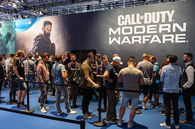 NPD Group : Modern Warfare expected to be the top selling games in the U.S. in 2019