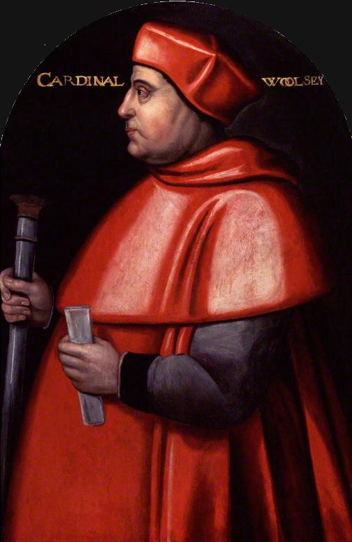 cardinal wolseys relationship henry viii