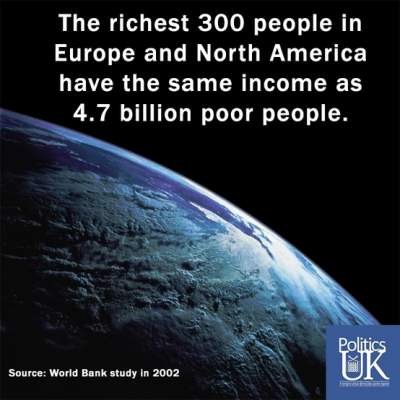 world bank study about richest people and poorest people