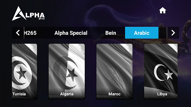 تحميل تطبيق ALPHA PLUS لمشاهدة القنوات العربية و العالمية مجانا لمدة شهر 2020