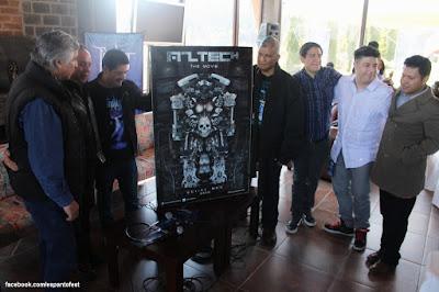 Película Aztech: Las profecias