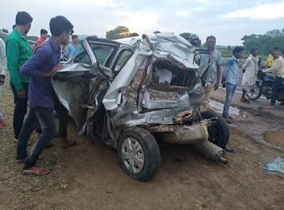 Madhya Pradesh : धार के पास गणपति घाट पर हादसा, 6 लोगों की मौत, एक दर्जन घायल