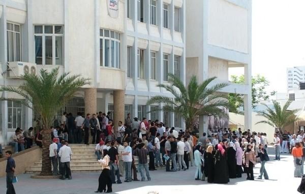مفاتيح القبول لطلاب الثانوية العامة في الجامعات الفلسطينية
