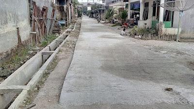 Kelurahan Pangkalan Kerinci Kota Realisasikan Program KOTAKU Dari Kementerian PUPR-RI