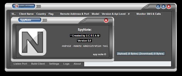 SpyNote V5 Download Link