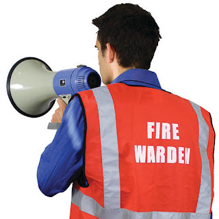 fire warden role