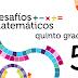 SOLUCIONARIO DESAFÌOS MATEMÀTICOS 5º PRIMARIA