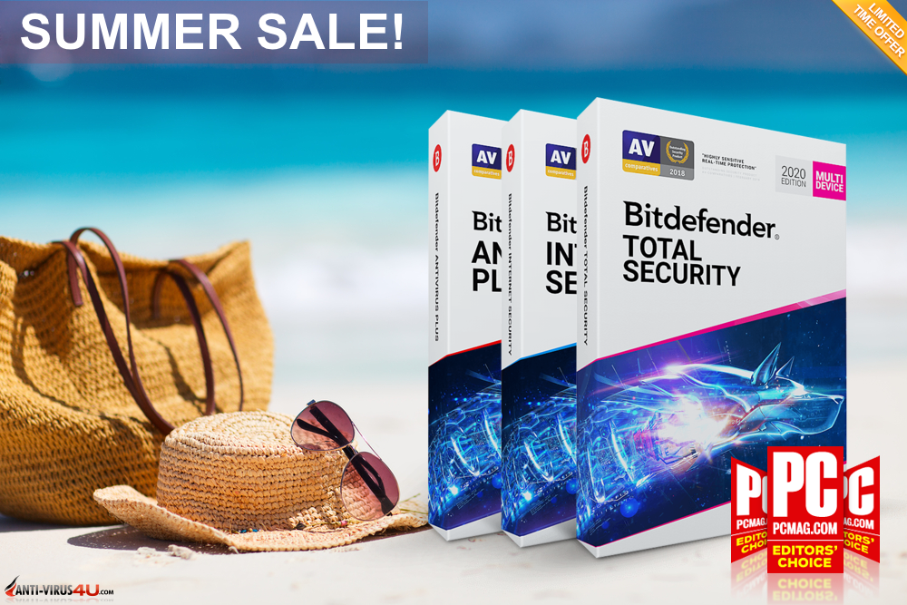 Best 2020 Internet Security The New Bitdefender 2020 50% 70% Sale, Discount and Deals